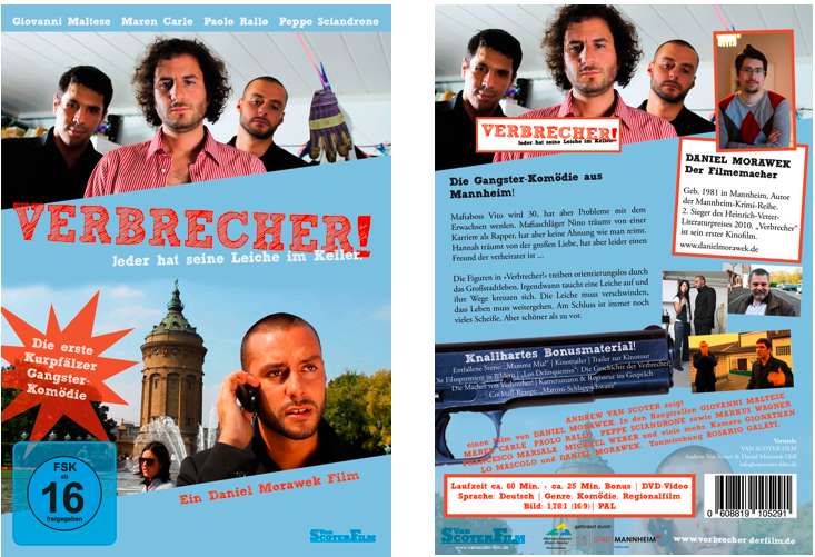 Verbrecher DVD Cover